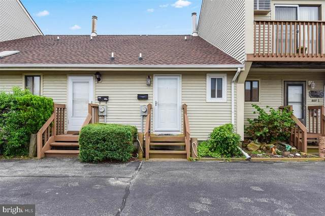 607 Osprey Road #2, OCEAN CITY, MD 21842 (#MDWO117086) :: ExecuHome Realty