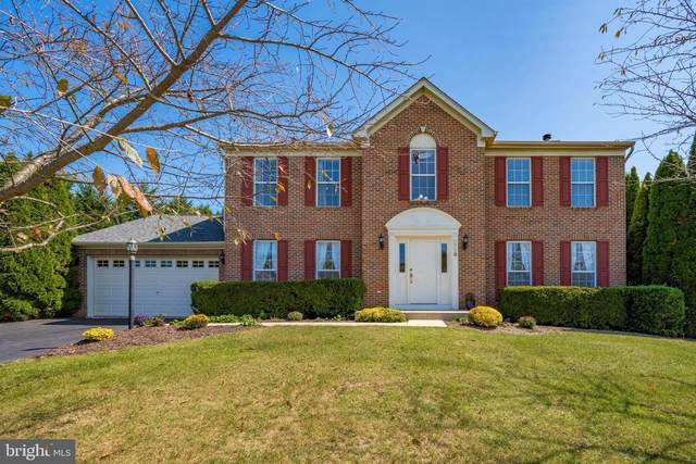 205 Ivy Hill Drive, MIDDLETOWN, MD 21769 (#MDFR271258) :: The Licata Group/Keller Williams Realty