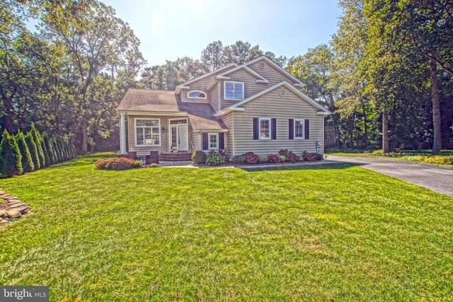 57 Radcliffe Drive, REHOBOTH BEACH, DE 19971 (#DESU169816) :: RE/MAX Coast and Country