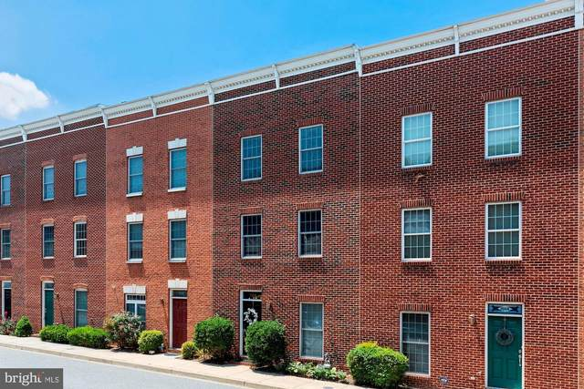 1506 Stack Street, BALTIMORE, MD 21230 (#MDBA525468) :: John Lesniewski | RE/MAX United Real Estate