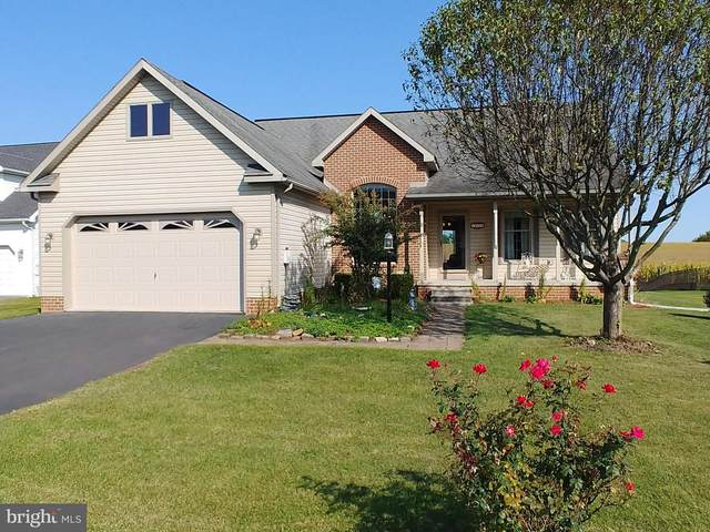 4940 Carmack Court, MERCERSBURG, PA 17236 (#PAFL175424) :: TeamPete Realty Services, Inc