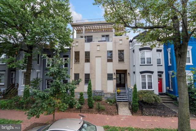 220 P Street NW #3, WASHINGTON, DC 20001 (#DCDC488450) :: The Redux Group