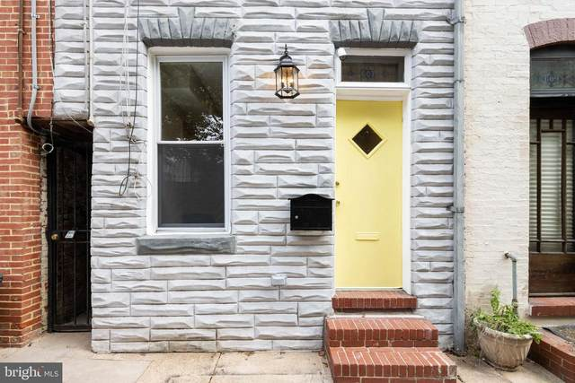 607 S Durham Street, BALTIMORE, MD 21231 (#MDBA525484) :: Network Realty Group