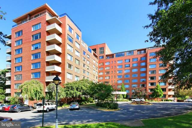 1111 Arlington Boulevard #943, ARLINGTON, VA 22209 (#VAAR170160) :: The Putnam Group