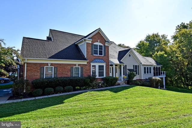 5729 Amelia Springs Circle, HAYMARKET, VA 20169 (#VAPW505482) :: RE/MAX Cornerstone Realty