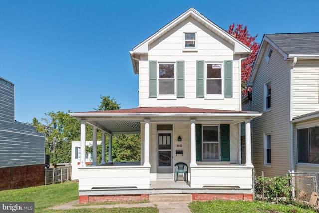1915 Breitwert Avenue, BALTIMORE, MD 21230 (#MDBA525508) :: McClain-Williamson Realty, LLC.