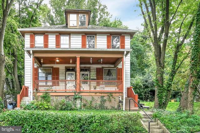 1043 Roland Heights Avenue, BALTIMORE, MD 21211 (#MDBA525506) :: The MD Home Team