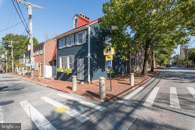128 Duke Of Gloucester Street #3, ANNAPOLIS, MD 21401 (#MDAA447684) :: Lucido Agency of Keller Williams