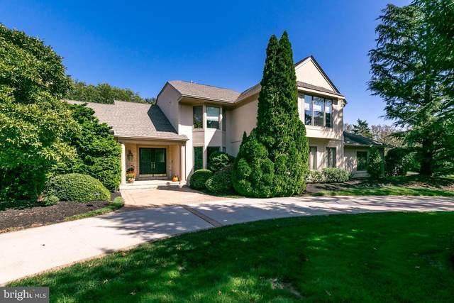 8 Deerfield Terrace, MOORESTOWN, NJ 08057 (#NJBL382562) :: John Smith Real Estate Group