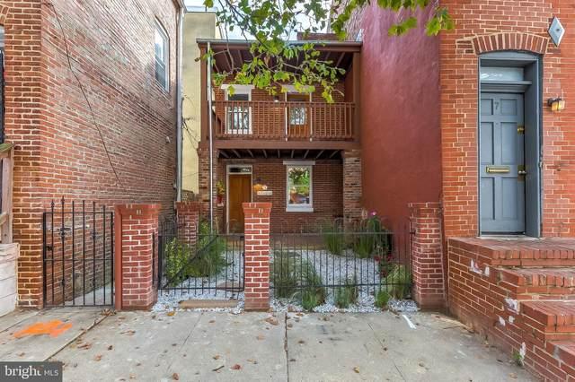 5 S Arlington Avenue, BALTIMORE, MD 21223 (#MDBA525512) :: Great Falls Great Homes
