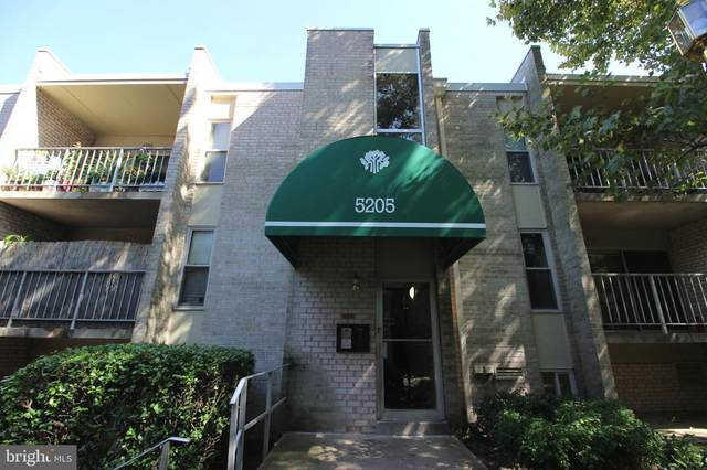 5205 Duke Street #204, ALEXANDRIA, VA 22304 (#VAAX251382) :: CENTURY 21 Core Partners