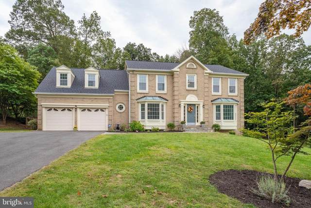 2916 Oakton Ridge Circle, OAKTON, VA 22124 (#VAFX1157290) :: The Miller Team