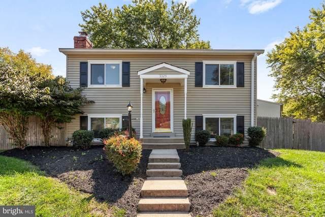 5325 Satterfield Drive, WOODBRIDGE, VA 22193 (#VAPW505492) :: Debbie Dogrul Associates - Long and Foster Real Estate