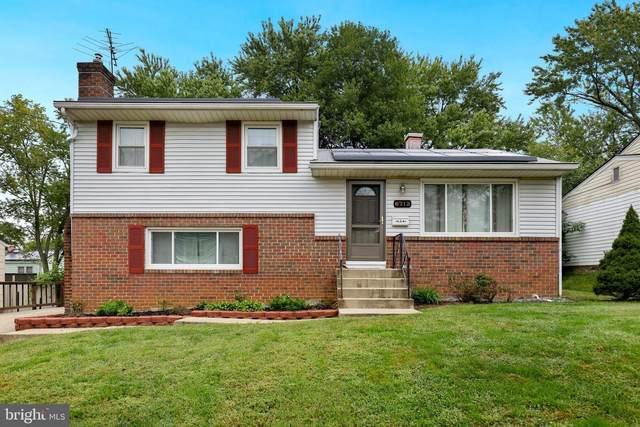 6713 Longridge Drive, LANHAM, MD 20706 (#MDPG582328) :: John Lesniewski | RE/MAX United Real Estate