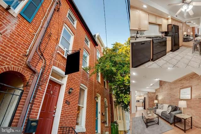 208 E Cross Street, BALTIMORE, MD 21230 (#MDBA525528) :: Coleman & Associates