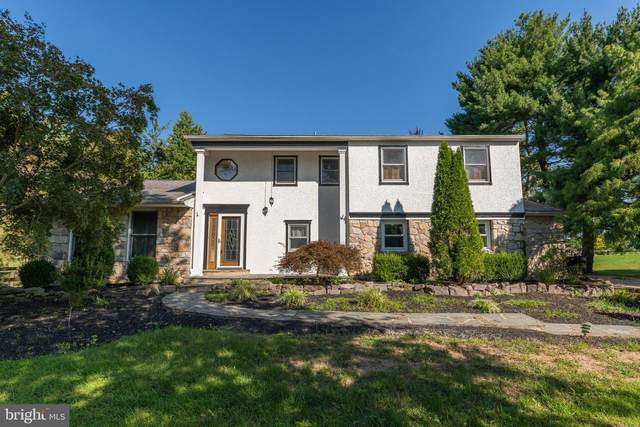 720 Wedge Way, WARRINGTON, PA 18976 (#PABU507768) :: Blackwell Real Estate