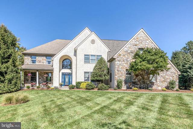 1341 Pikeland Road, CHESTER SPRINGS, PA 19425 (#PACT517144) :: The John Kriza Team