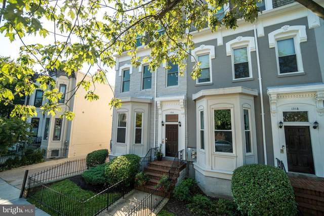 1316 S Street NW A, WASHINGTON, DC 20009 (#DCDC488520) :: The Putnam Group