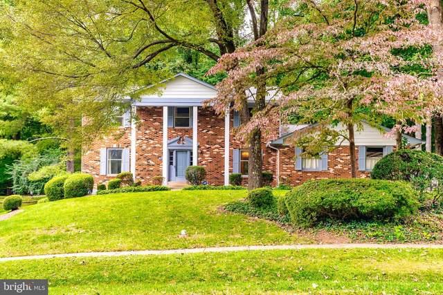 741 Ridge Drive, MCLEAN, VA 22101 (#VAFX1157334) :: Tom & Cindy and Associates