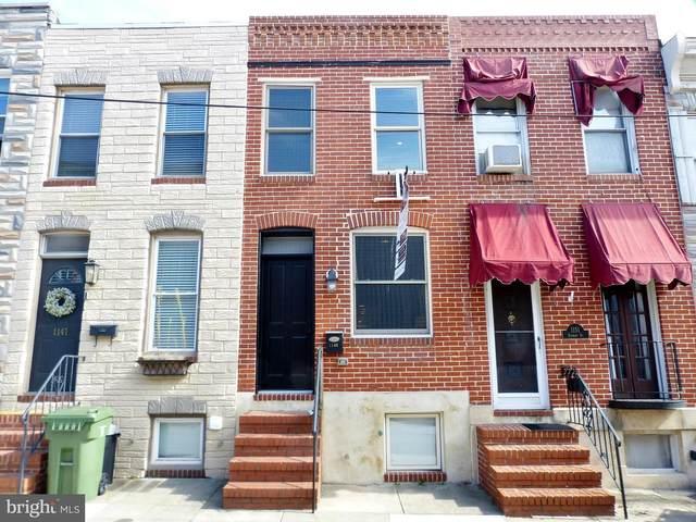 1149 Haubert Street, BALTIMORE, MD 21230 (#MDBA525532) :: New Home Team of Maryland