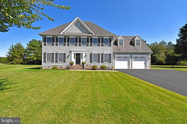411 Emmit Court, SALISBURY, MD 21804 (#MDWC109906) :: ExecuHome Realty