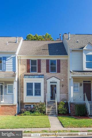 7863 Blue Gray Circle, MANASSAS, VA 20109 (#VAPW505508) :: Advon Group
