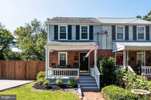 5866 Edgehill Drive, ALEXANDRIA, VA 22303 (#VAFX1157350) :: Debbie Dogrul Associates - Long and Foster Real Estate