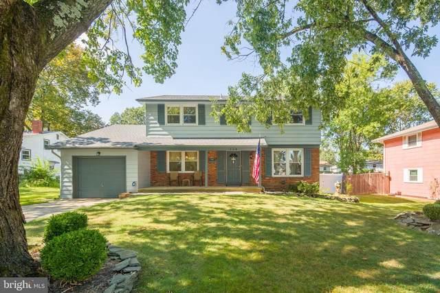 124 Ramblewood Parkway, MOUNT LAUREL, NJ 08054 (#NJBL382586) :: Holloway Real Estate Group