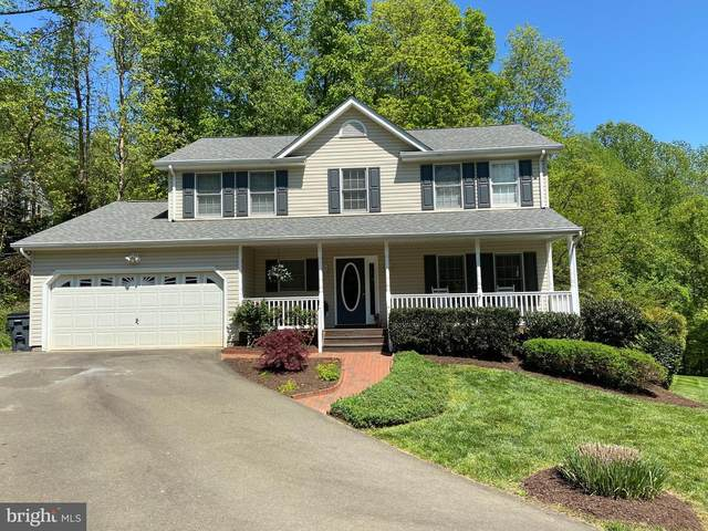 5450 Beechtree Drive, WARRENTON, VA 20187 (#VAFQ167430) :: The Daniel Register Group