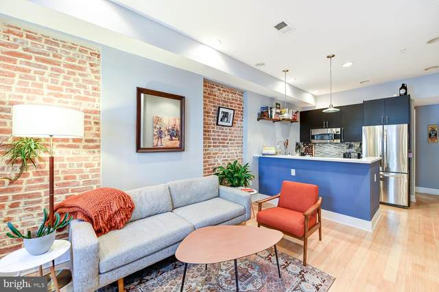 1539 9TH Street NW #1, WASHINGTON, DC 20001 (#DCDC488558) :: AJ Team Realty