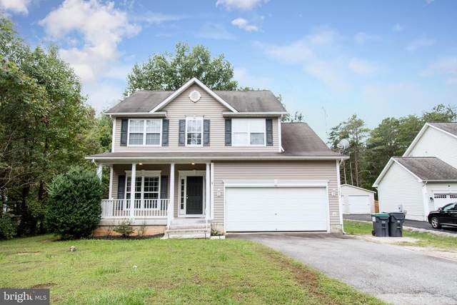 743 Glen Cove Drive, RUTHER GLEN, VA 22546 (#VACV122894) :: Debbie Dogrul Associates - Long and Foster Real Estate
