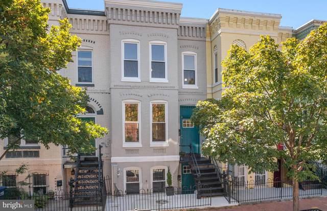 24 N Street NW #1, WASHINGTON, DC 20001 (#DCDC488578) :: The Putnam Group
