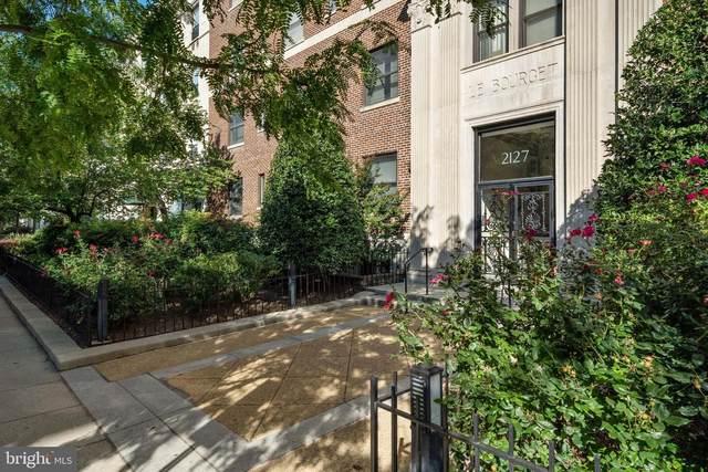 2127 California Street NW #203, WASHINGTON, DC 20008 (#DCDC488584) :: Crossman & Co. Real Estate