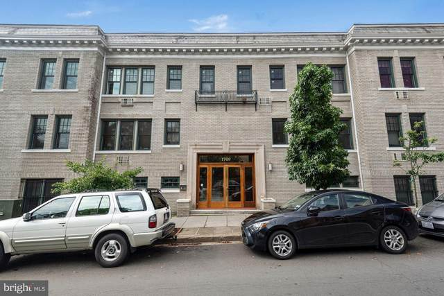 1708 Newton Street NW #204, WASHINGTON, DC 20010 (#DCDC488586) :: McClain-Williamson Realty, LLC.