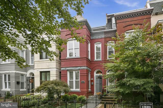 631 L Street NE, WASHINGTON, DC 20002 (#DCDC488590) :: Crossman & Co. Real Estate