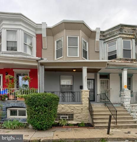120 S Alden Street, PHILADELPHIA, PA 19139 (#PAPH938564) :: Bob Lucido Team of Keller Williams Integrity