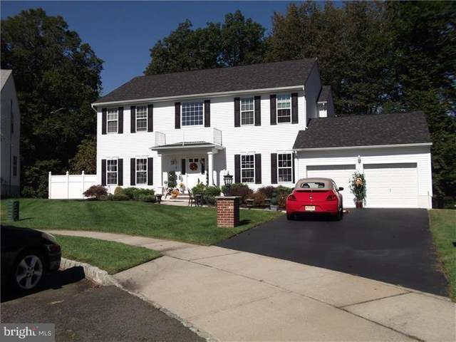 4 Elliott Court, HAMILTON, NJ 08620 (#NJME302336) :: Linda Dale Real Estate Experts
