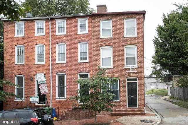 110 Scott Street, BALTIMORE, MD 21201 (#MDBA525564) :: Gail Nyman Group