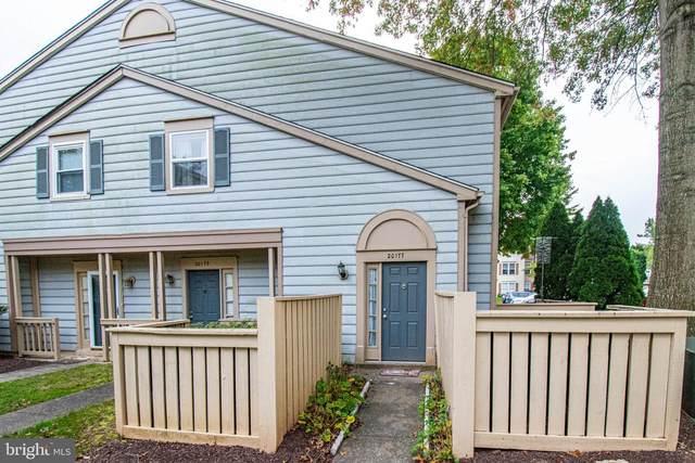 20177 Locustdale Drive #269, GERMANTOWN, MD 20876 (#MDMC727168) :: Murray & Co. Real Estate