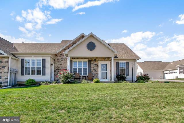 160 Dolomite Drive 12B, YORK, PA 17408 (#PAYK146052) :: TeamPete Realty Services, Inc