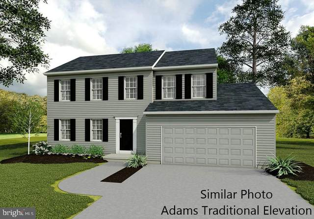 Adams Model At Fox Run Creek, DOVER, PA 17315 (#PAYK146056) :: The Heather Neidlinger Team With Berkshire Hathaway HomeServices Homesale Realty