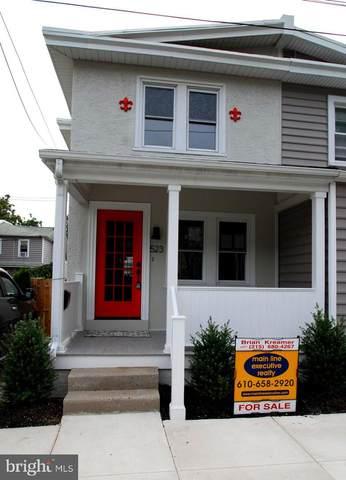 523 Gordon Avenue, NARBERTH, PA 19072 (#PAMC664942) :: LoCoMusings