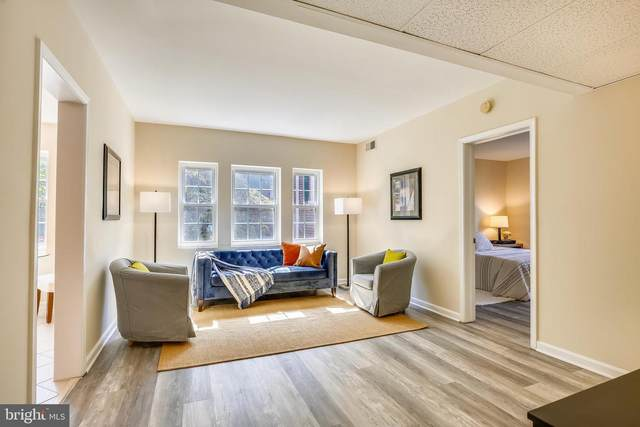 2015 Key Boulevard #12608, ARLINGTON, VA 22201 (#VAAR170210) :: Debbie Dogrul Associates - Long and Foster Real Estate