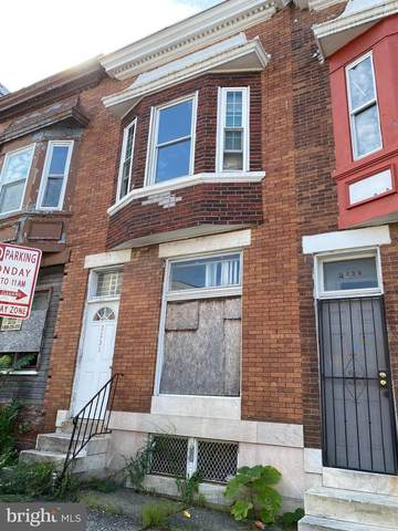 2231 W Baltimore Street, BALTIMORE, MD 21223 (#MDBA525572) :: The Riffle Group of Keller Williams Select Realtors
