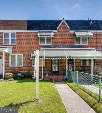 305 Allendale Street, BALTIMORE, MD 21229 (#MDBA525578) :: Great Falls Great Homes