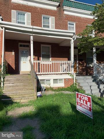 806 Unetta Avenue, BALTIMORE, MD 21229 (#MDBA525580) :: SURE Sales Group