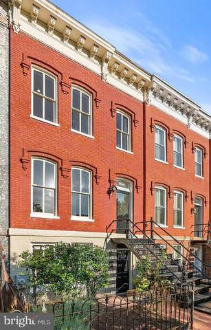 106 4TH Street SE, WASHINGTON, DC 20003 (#DCDC488630) :: Crossman & Co. Real Estate