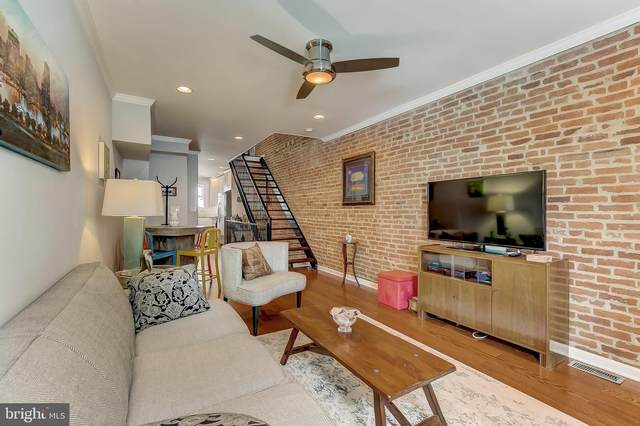 214 S Madeira Street, BALTIMORE, MD 21231 (#MDBA525582) :: The Redux Group