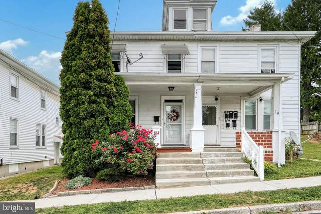 181 S Highland Avenue, YORK, PA 17404 (#PAYK146070) :: Younger Realty Group