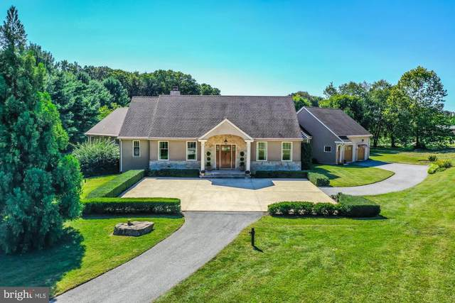 2530 Flowing Springs Rd Road, BIRCHRUNVILLE, PA 19421 (#PACT517222) :: Pearson Smith Realty